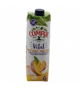 Compal Mango/Orange Vital 1L