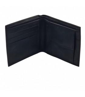Rahakott meeste must/pruun/helepruun