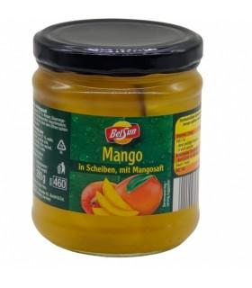 Mango viilud kerges siirupis BelSun 460ml