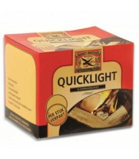Süütekuubikud Quicklight 16tk