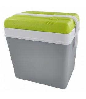Külmakast 24L hall/roheline