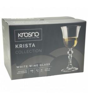 Valge veini pokaal KROSNO 150ml 6tk