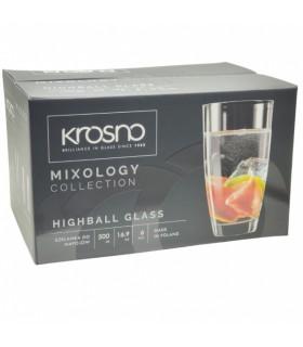 Klaasid KROSNO Highball 500ml 6tk