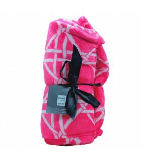 Pleed HOME Pink 125x150cm