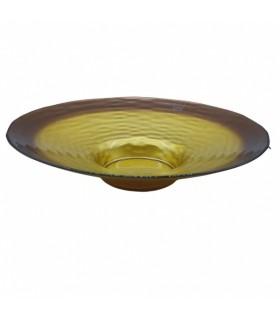 Vaagen Bormioli Rocco Wave Gold&Brown 33cm