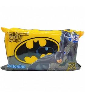 Niisked salvrätikud Batman 72tk