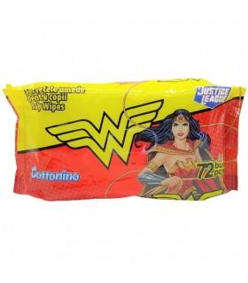 Niisked salvrätikud Wonder Woman 72tk