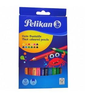 Värvipliiatsid Pelikan