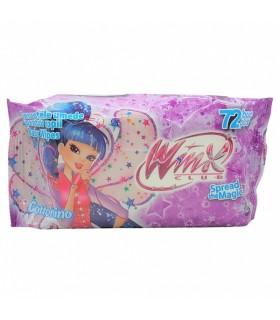 Niisked salvrätikud Winx Lilla 72tk
