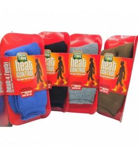 Sokid meeste Heat Control 1paar