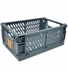 Klappbox Trendy castor grey 33x24,5x15cm