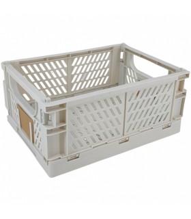 Klappbox Trendy  natural 33x24,5x15cm