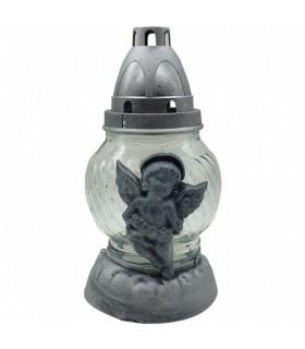 Kalmuküünal Polar Gravelight Angel grey 19 cm