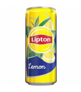 Jäätee Lipton sidruni 330ml