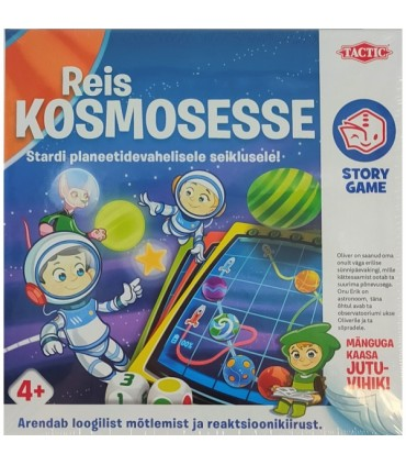 Lauamäng Reis kosmosesse