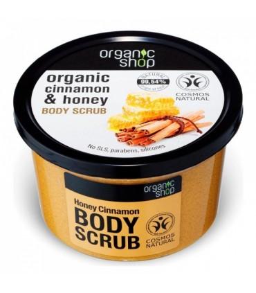 Kehakoorija Organic Honey Cinnamon 250ml