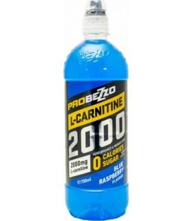 Spordijook ProBezzo L-carnitine 2000mg blue rasberry suhkruvaba 700ml