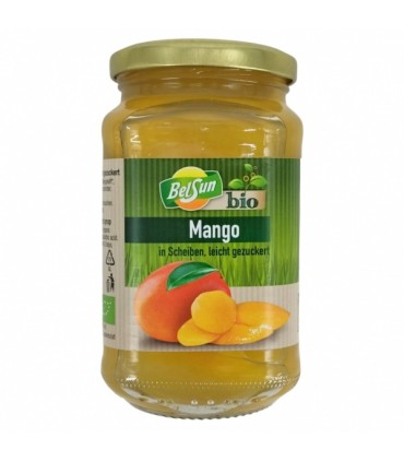 Mangoviilud BIO Organic Mango Slices  360 g