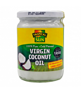 Kookoseõli Virgin Coconut Tropical Sun 480ml