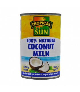 Kookospiim 100% Tropical Sun 400ml