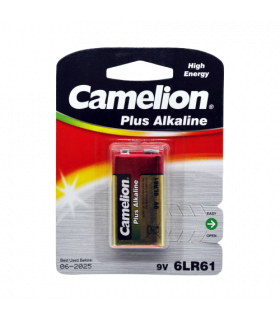 Patarei Camelion Plus Alkaline 9V 1tk