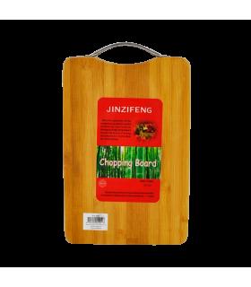 Lõikelaud bambus 20*30*1,7cm