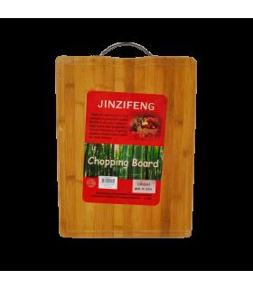 Lõikelaud bambus 40x30x3cm