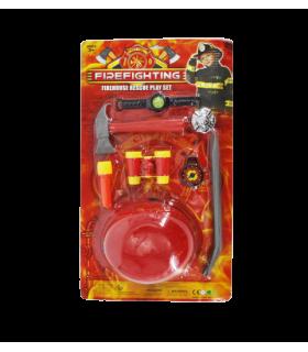 Tuletõrjuja mängimise komplekt
