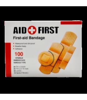 Plaastrid Aid first mix 100tk
