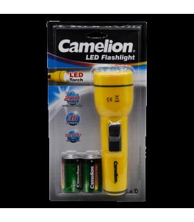 Taskulamp Camelion Led L + 2patareid