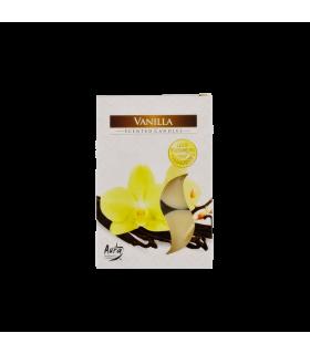 **Teeküünlad Polar vanilje 6tk