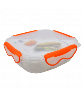 Säilituskarp plastik Clip Fresh Classic Lunch Box