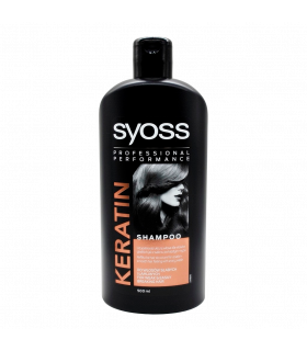 Šampoon keratiiniga Syoss 500ml