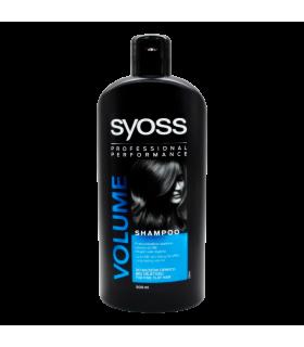 Šampoon Volume Syoss 500ml