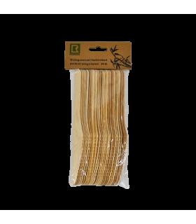 Ühekordsed puidust noad 24tk