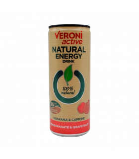 Energiajook Veroni Active Granaatõun&Greip 250ml