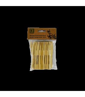 Ühekordsed puidust kahvlid 45tk