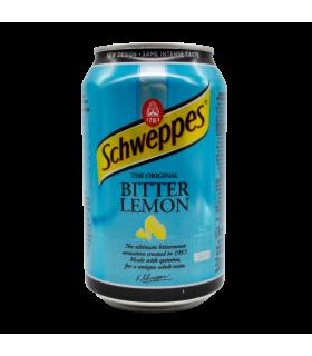 Tonic Schweppes Bitter Lemon 330ml