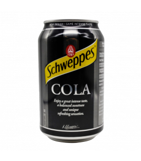 Schweppes Cola 330ml