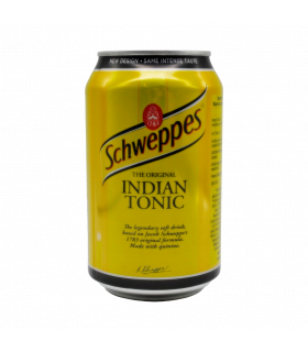 Tonic Schweppes Indian 330ml