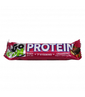 Batoon Go on Protein jõhvika 50g