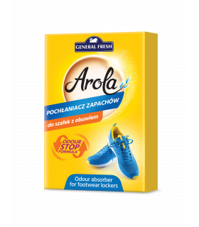 Lõhna absorbeerija jalatsikappidesse Arola 1tk