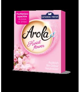 Lõhna neutraliseerija prügikasti Arola (lill) 1tk