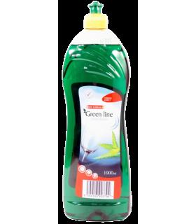 Nõudepesuvahend Aloe Vera Green Line 1L