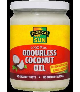Kookoseõli 100% pure lõhnatu Tropical Sun 480ml