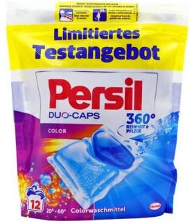 Pesukapslid Persil Duo Caps Color 12x25g