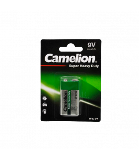 Patarei Camelion Super Heavy Duty 9V 1tk