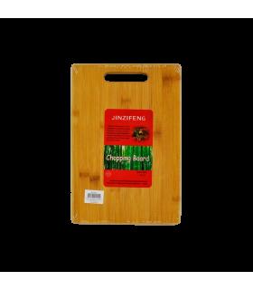 Lõikelaud bambus 24x34x1,7cm