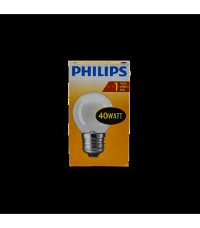 Hõõglamp Philips matt E27 40W
