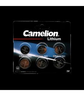 Patareid Camelion väikesed 6tk